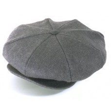 Style: 218 Big Apple Melton Wool Cap