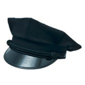 Style: 358 Wool Chauffeur Cap