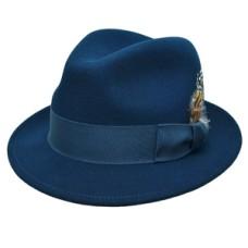 Style: 370 Lite Felt Fedora Hat