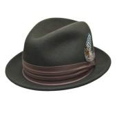 Style: 375 Lite Felt Fedora Hat 2