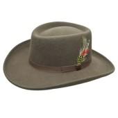 Style: 381 Lite Felt Gambler Hat
