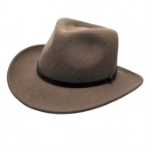 Style: 382 Lite Felt Outback Hat