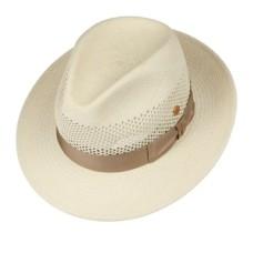 Style: 386 Mayser Imperia Panama Straw Hat