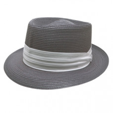 Style: 392 The Sinatra Straw Hat