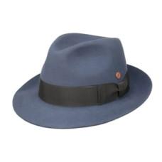 Style: 411 The Atos Fedora Hat