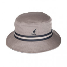 Style: 501 Kangol Stripe Lahinch Bucket Hat