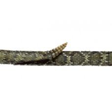 Style: 8150 Western Diamondback Rattlesnake Band