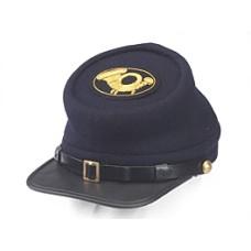 Style: 979 Kepi Cap with Infantry Hat Badge