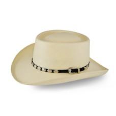 Style: S-101 Gambler Straw Hat