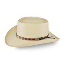 Style: S-104 Gambler Straw Hat