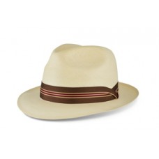 Style: 153 Shantung Center Dent Hat