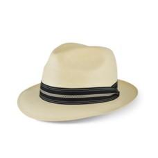 Style: 154 Shantung Center Dent Hat