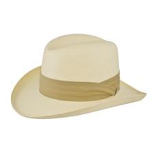 Style: S-276 Shantung Homburg Hat