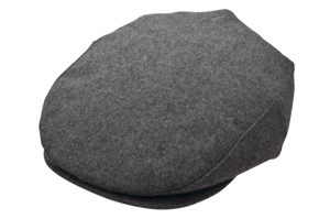 Style: 027 Melton Wool Ivy League Cap