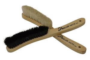"""Style: 035 """"Hat Brush"""" (Horse Hair)"""