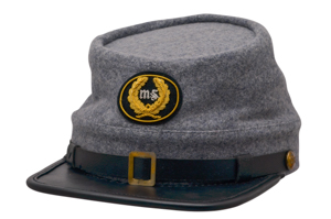 Style: 039 Medical Corps Officers Kepi Cap
