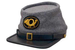 Style: 040 Infantry Officers Kepi Cap