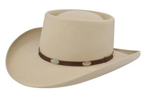 Style: 052 Vegas Gambler Cowboy Hat