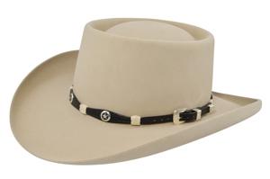 Style: 053 Western Gambler Cowboy Hat