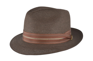 Style: 075 Milan Center Dent Hat