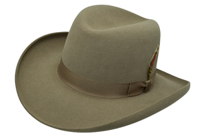 Style: 106 The Kingsport Cowboy Hat