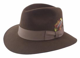 Style: 136 The Classic Center Dent II Hat