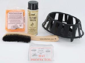 Style: 1357 Felt Hat Care Kit
