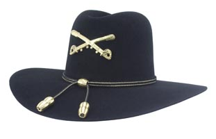 Style: 022 Duvall 3X Cavalry Hat