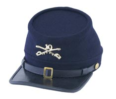 Style: 1780 Kepi 10th Buffalo Soldier Cap