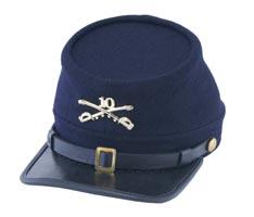 Style: 1780 Kepi 10th Buffalo Soldier Cap