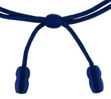 Style: 1807 Navy Blue Acorn Band