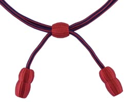 Style: 1808 Navy/Red Acorn Band