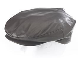 Style: 201 Ivy Lambskin Leather Cap