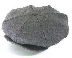Style: 218 Big Apple Melton Wool Cap