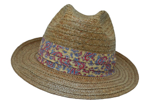 Style: 313 Pensacola Straw Hat