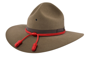 Style: 346 Doughboy Campaign Hat