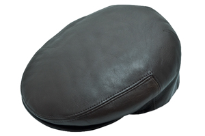 Style: 356 Italian Leather Ivy Cap