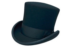 Style: 360 Top Hat