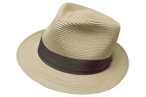 Style: 363 Milan Straw Hat
