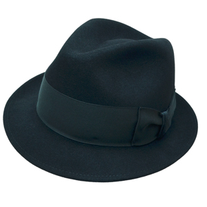 Style: 373 Blues Brothers Fur Felt Hat