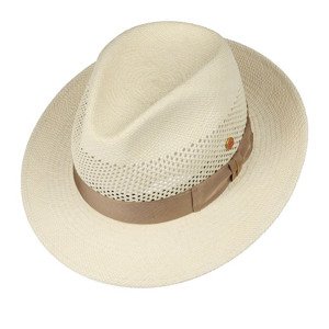 Style: 386 Mayser Imperia Panama Straw Hat