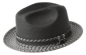 Style: 387 Mannesroe Straw Casual Hat