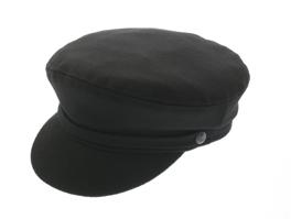 Style: 470 Wool Fiddler Cap