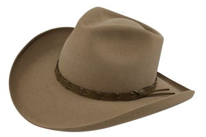 Style: 5007-2 The Riverside Cowboy Hat