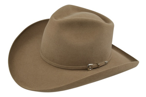 Style: 5007-4 The Rockwood Cowboy Hat