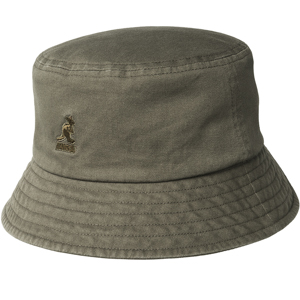 Style: 503 Kangol Washed Bucket Hat