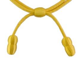 Style: 522 Yellow Acorn Band