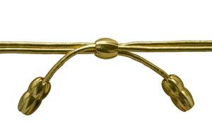 Style: 523 Gold Acorn Band