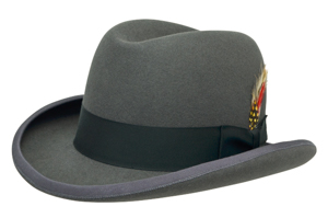 Style: 797 The Miller Homburg Hat
