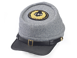 Style: 977 Kepi Cap with CSA Hat Badge